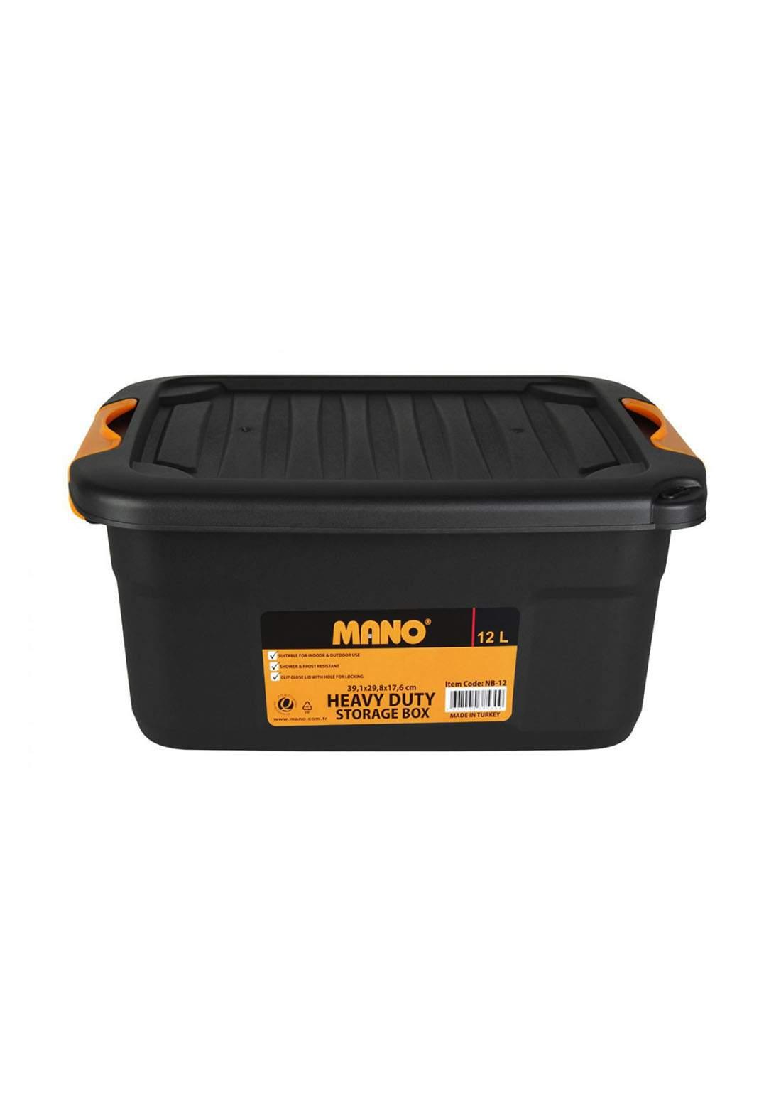 Mano NB-12 Storage Box 12L صندوق تخزين