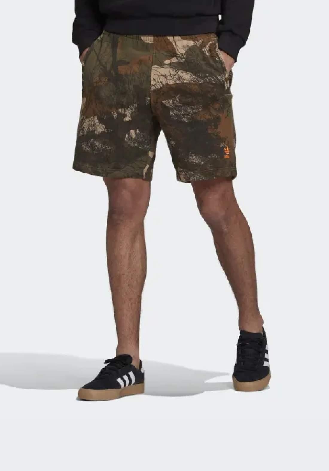 Adidas شورت رجالي متعدد الالوان من