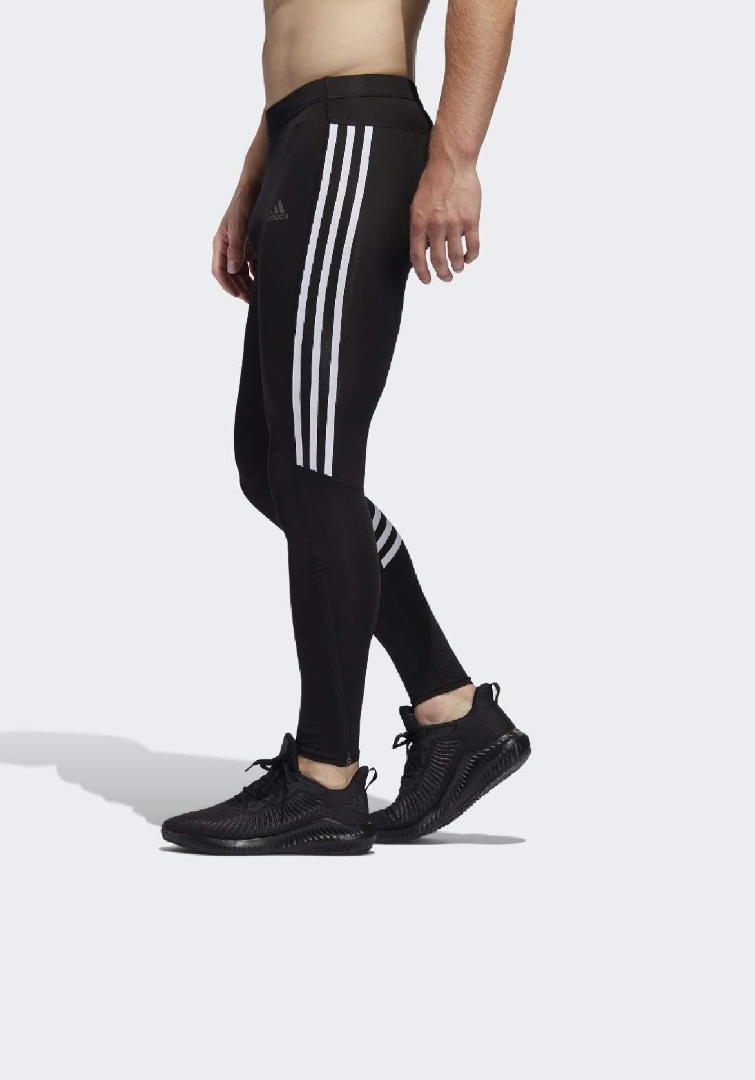 بنطلون رياضي رجالي اسود اللون من Adidas