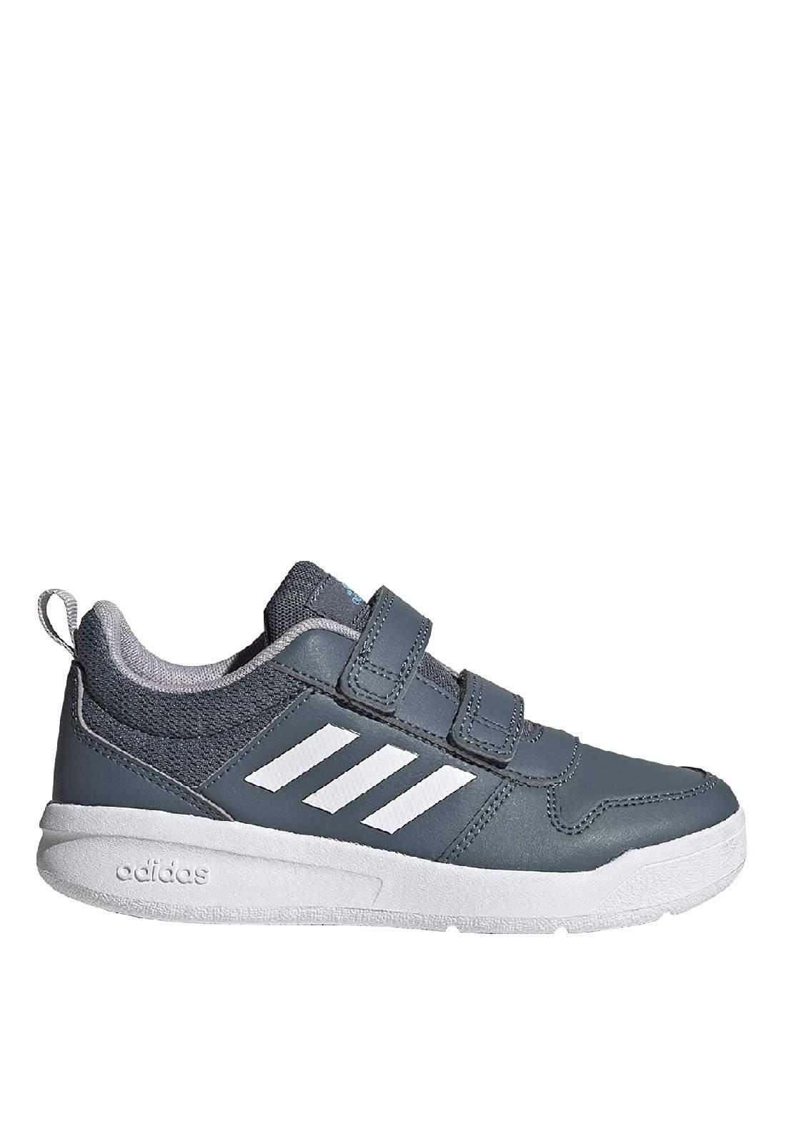 Adidas حذاء ولادي رياضي نيلي اللون من