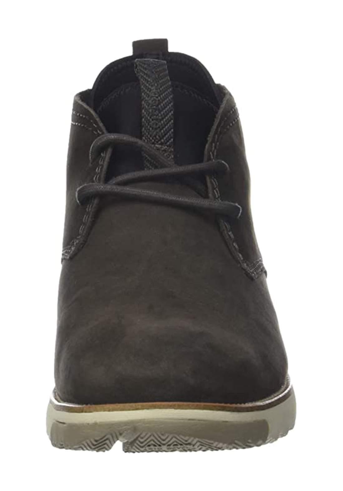 حذاء رجالي بوت شمواه لون اسود