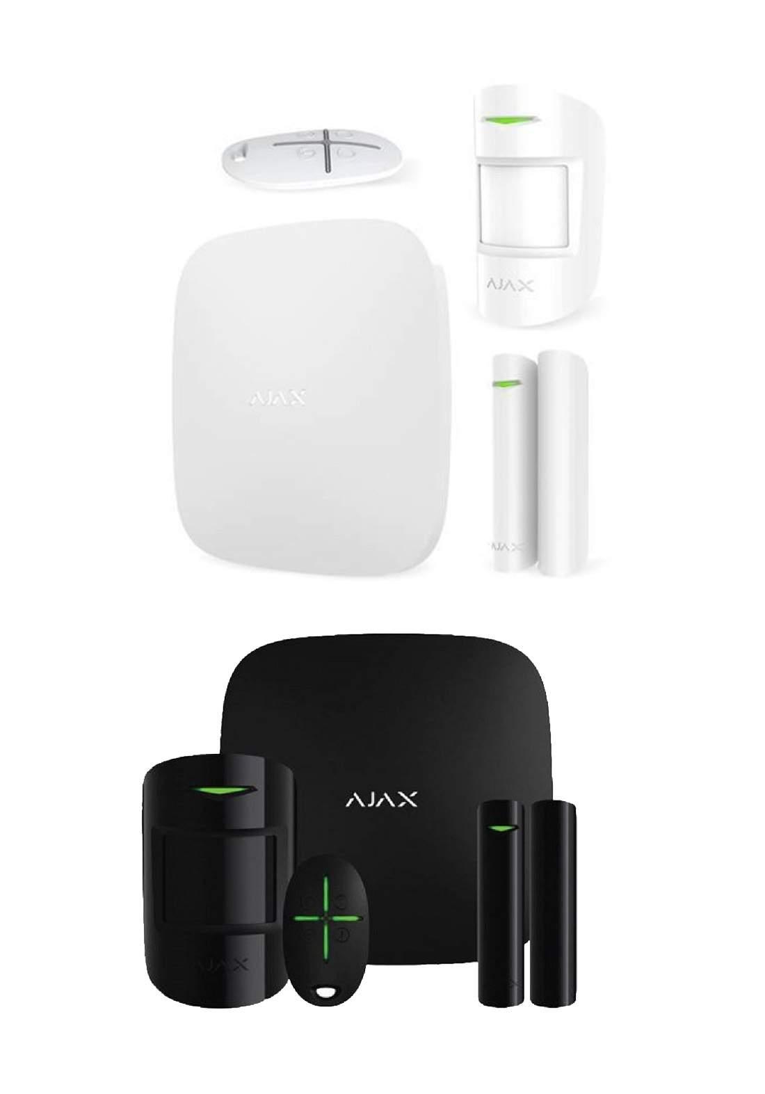 Ajax Hubkit plus  جهاز انذار المنزل