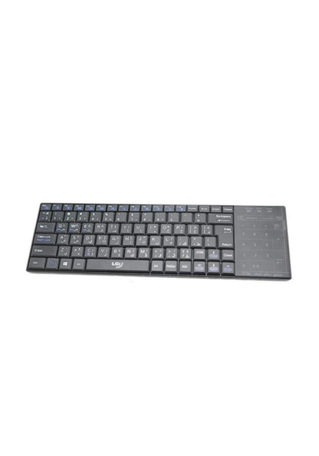 Havit BT10 Bluetooth Wireless Keyboard - Black كيبورد