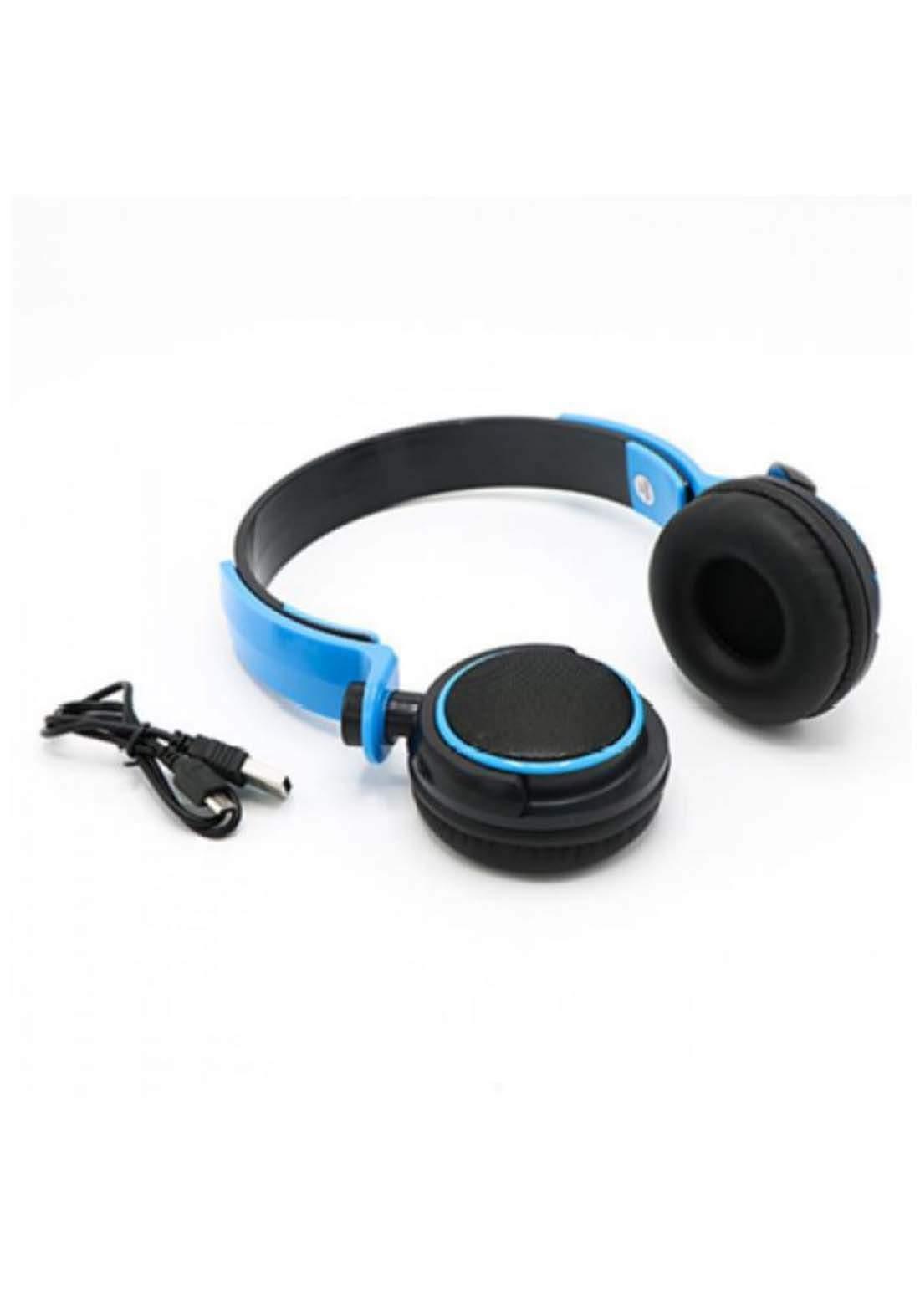Havit bt-im8001 Headphone - Blue سماعة