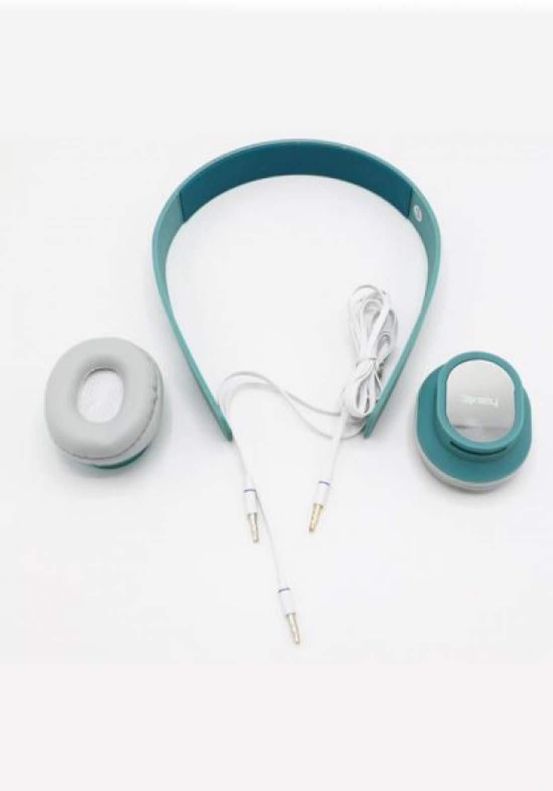 Havit 2080  Headphone  - Blue  سماعة