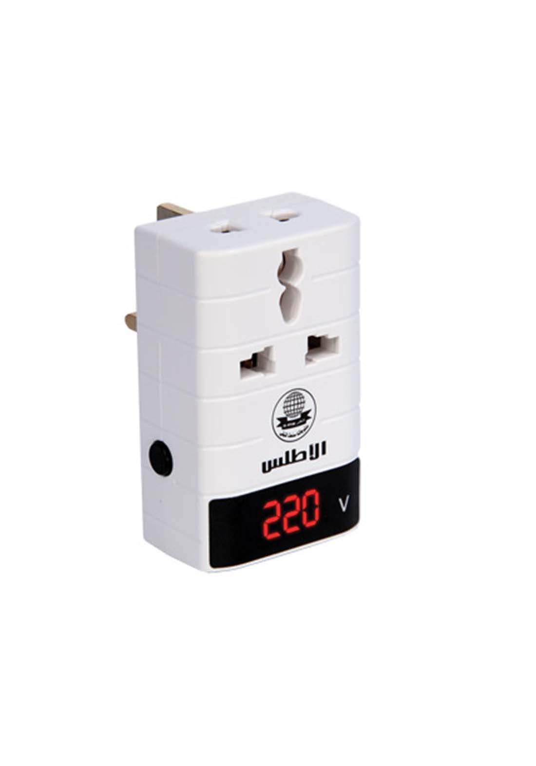 Atlas Electric Protection Device - White جهاز حماية