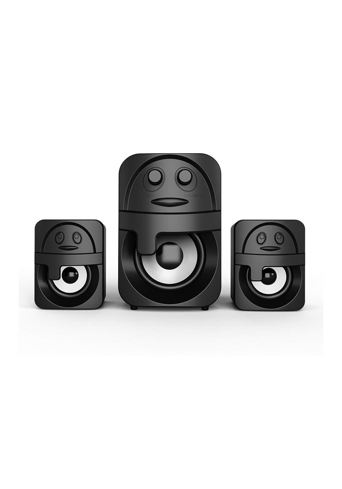 Havit SF112BT Bluetooth Speaker - Black سبيكر