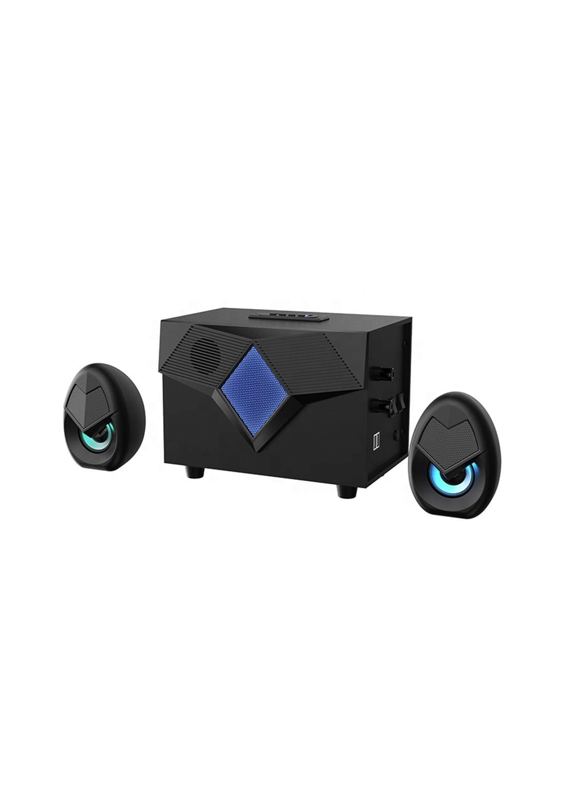 Havit SF136BT Subwoofer Speakers - Black سبيكر