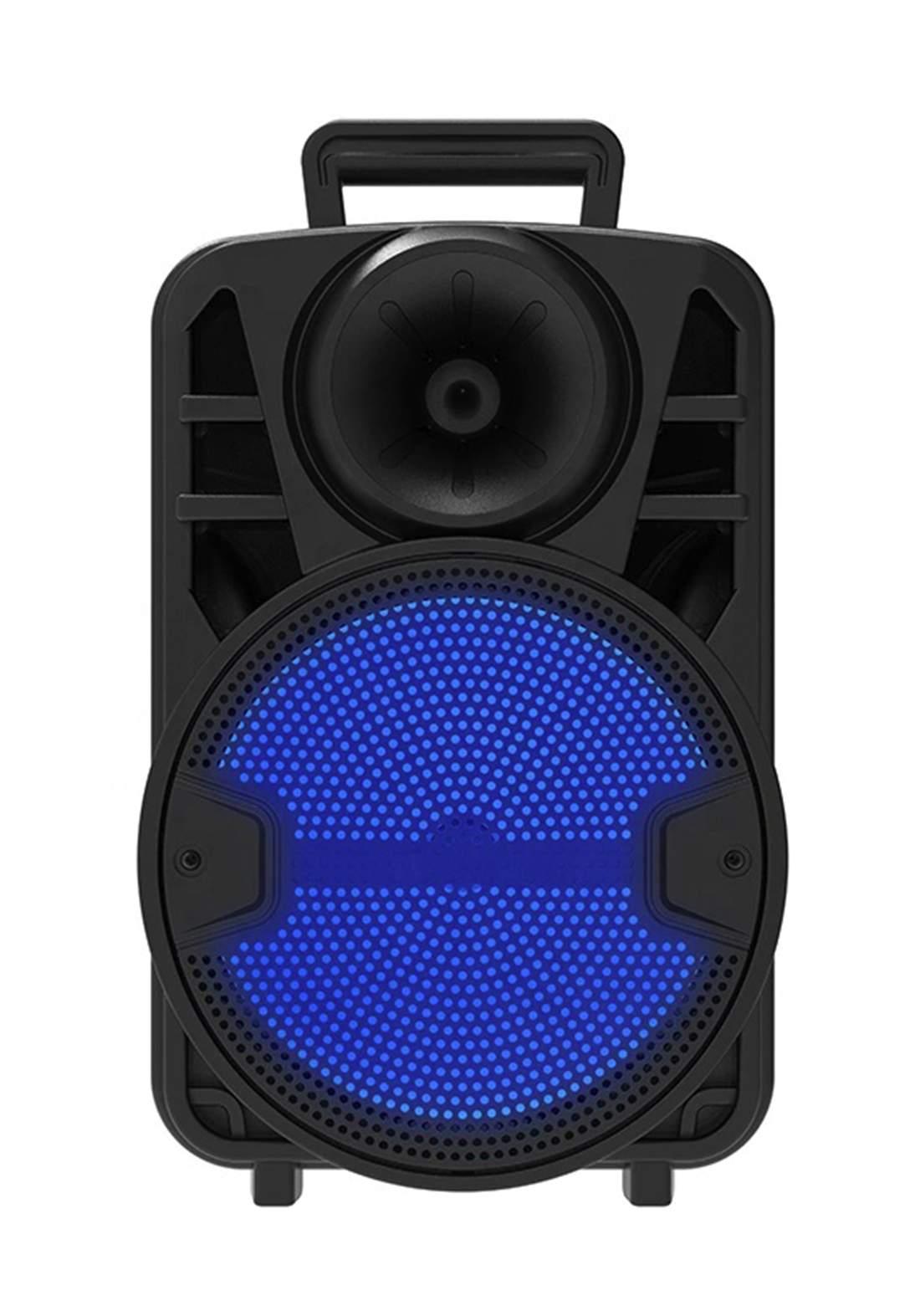 Havit SF125BT Portable Light Rechargeable Speaker - Black سبيكر