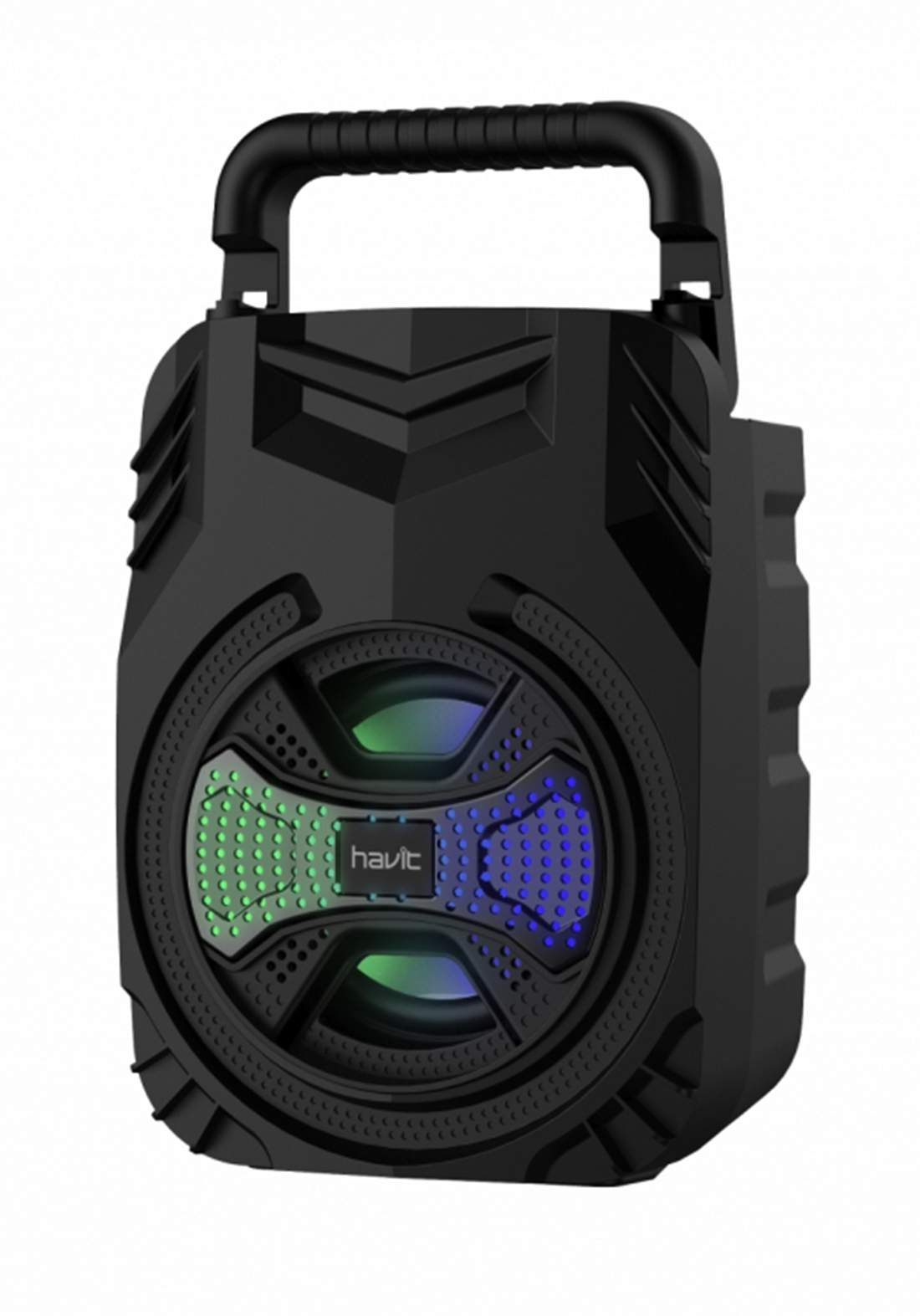 Havit SQ101BT Bluetooth Speaker - Black سبيكر