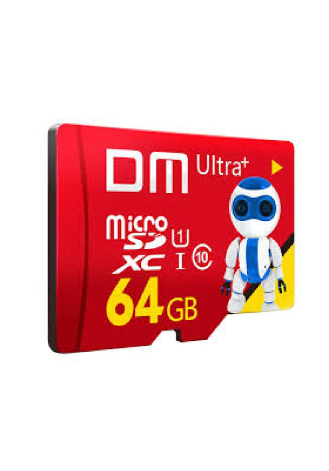 TF Memory Card  64GB - Red
