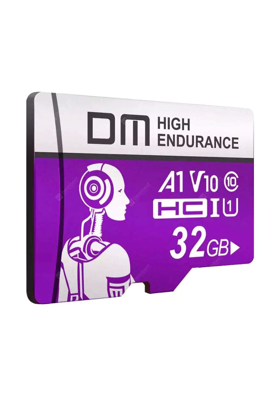 TF Memory Card  32GB - Purple