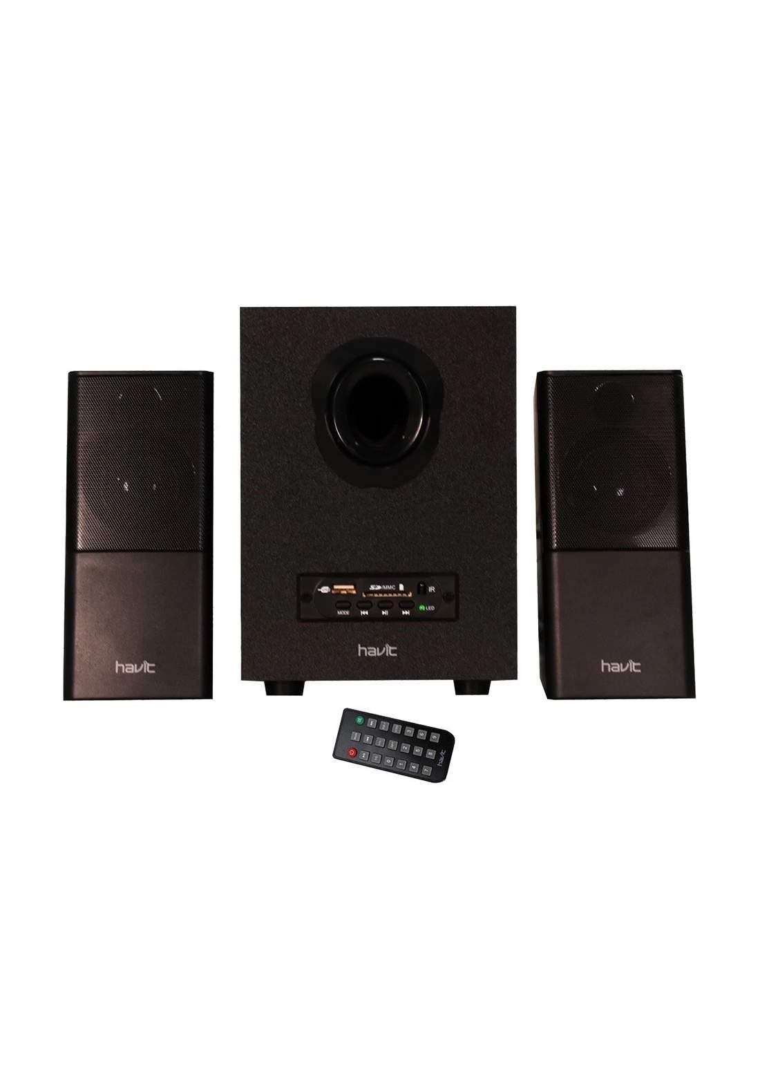 Havit SK590BT - Bluetooth Speaker - Black سبيكر