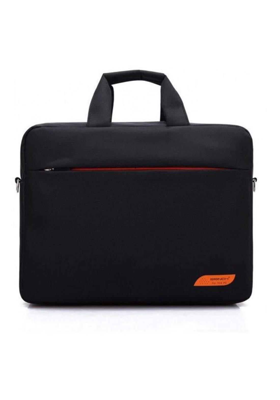 "SS-206   15.6"" Laptop Bag - Black   حقيبة لابتوب"