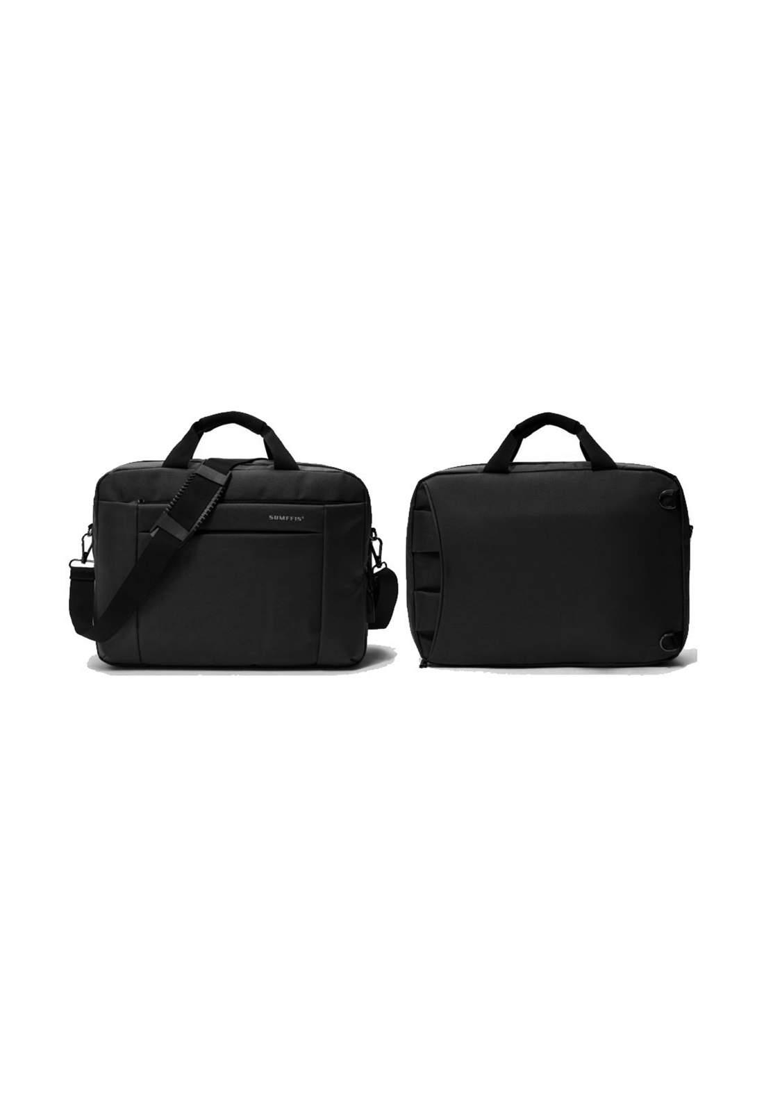 "SS-9160   15.6""Laptop Bag - Black  حقيبة لابتوب"