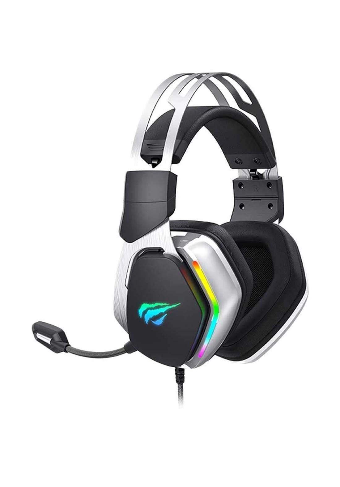 Havit H2018U Gaming Headphone - Black