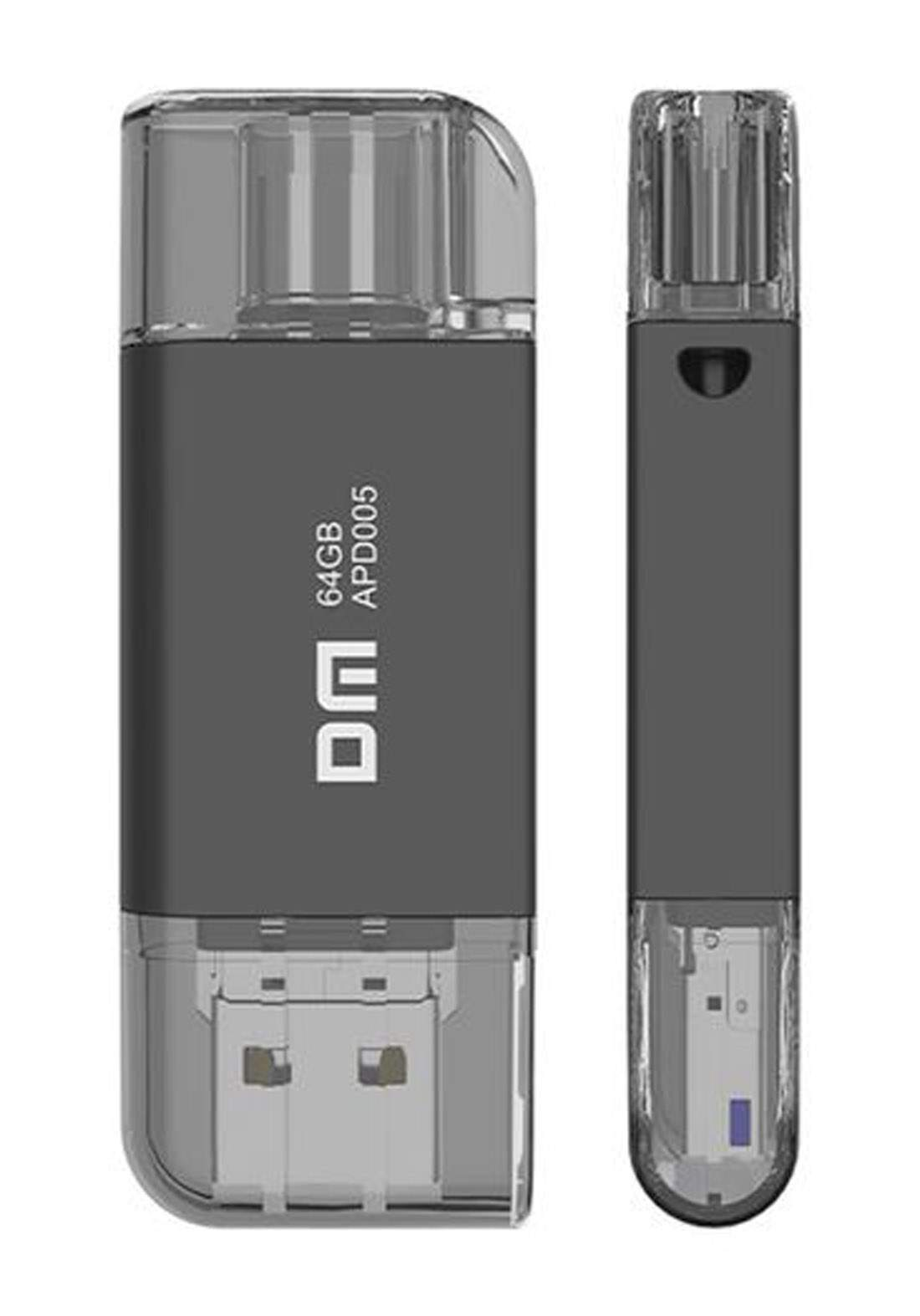 DM APD005 64GB Flash Memory - Black فلاش