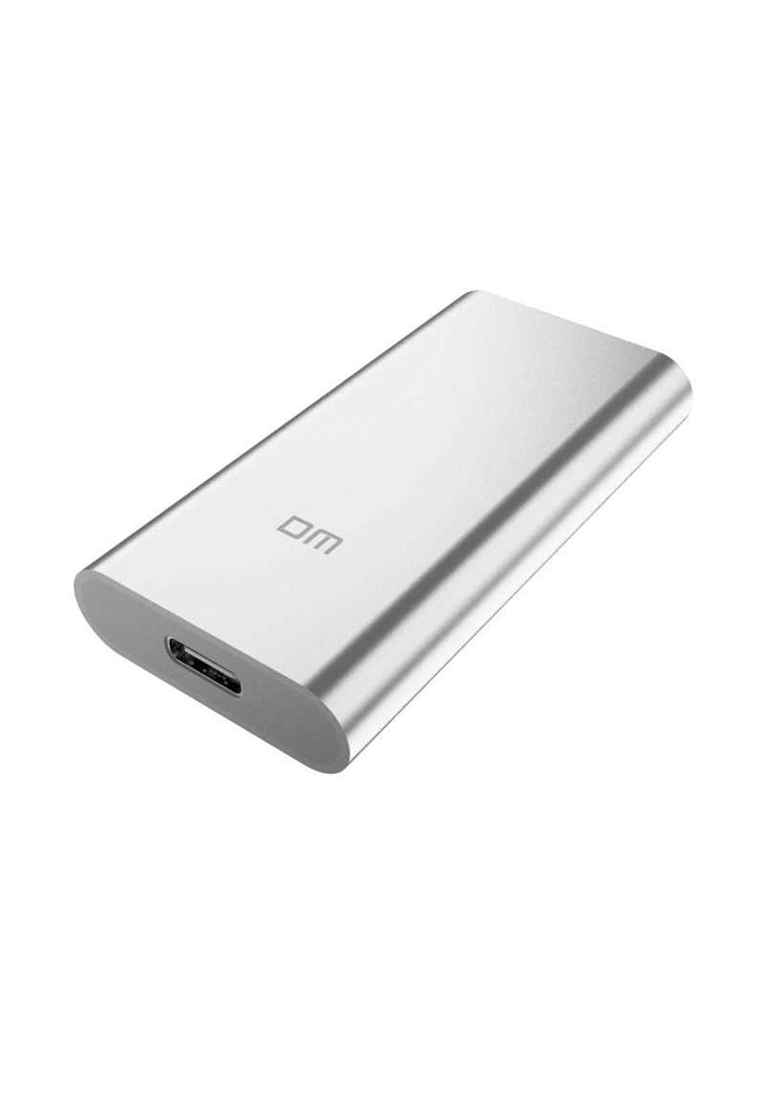 DM FS300 256 GB External Hard Disk- Gray هارد خارجي