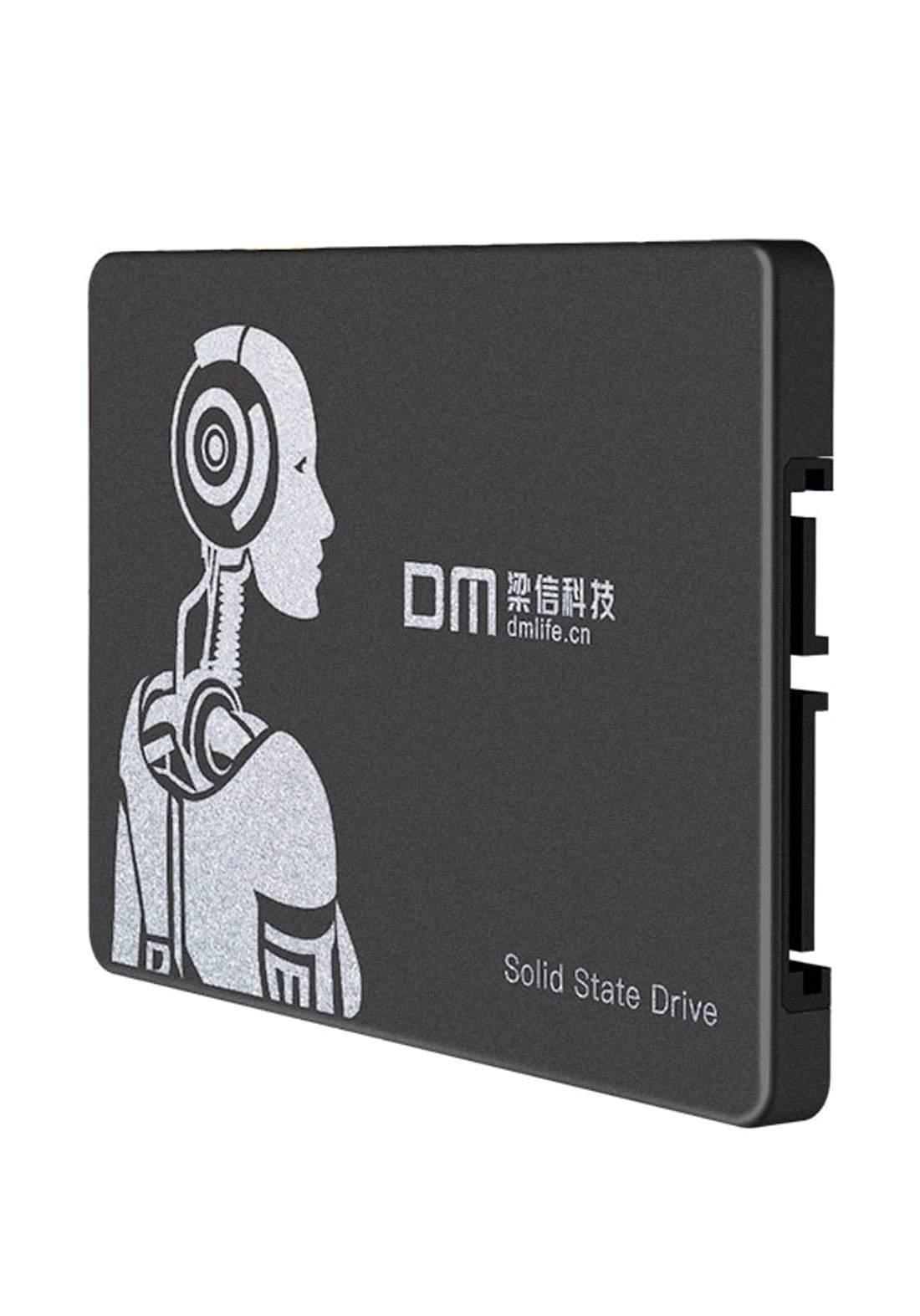 DM F550 SSD 256GB Internal Solid State Drive - Black هارد داخلي