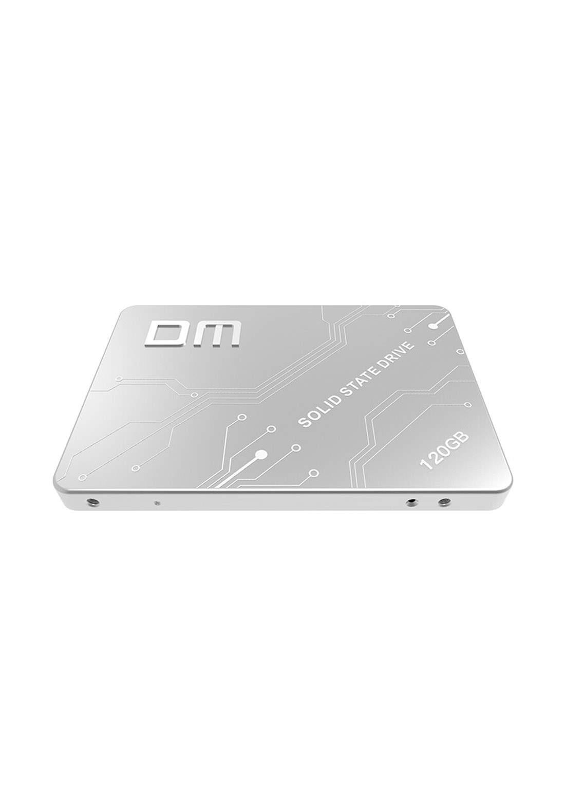 DM F500 SSD 120GB Internal Hard Disk- Silver هارد داخلي