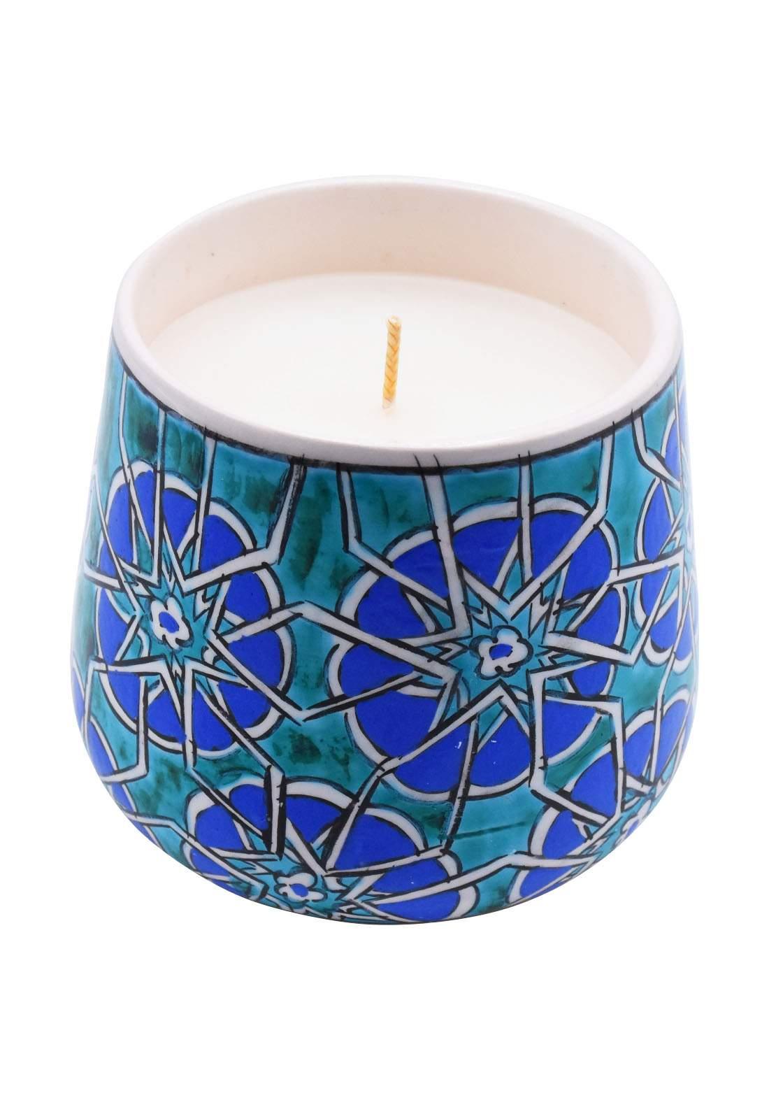 Scented Candle Tessera Blue  شمعة عطرية