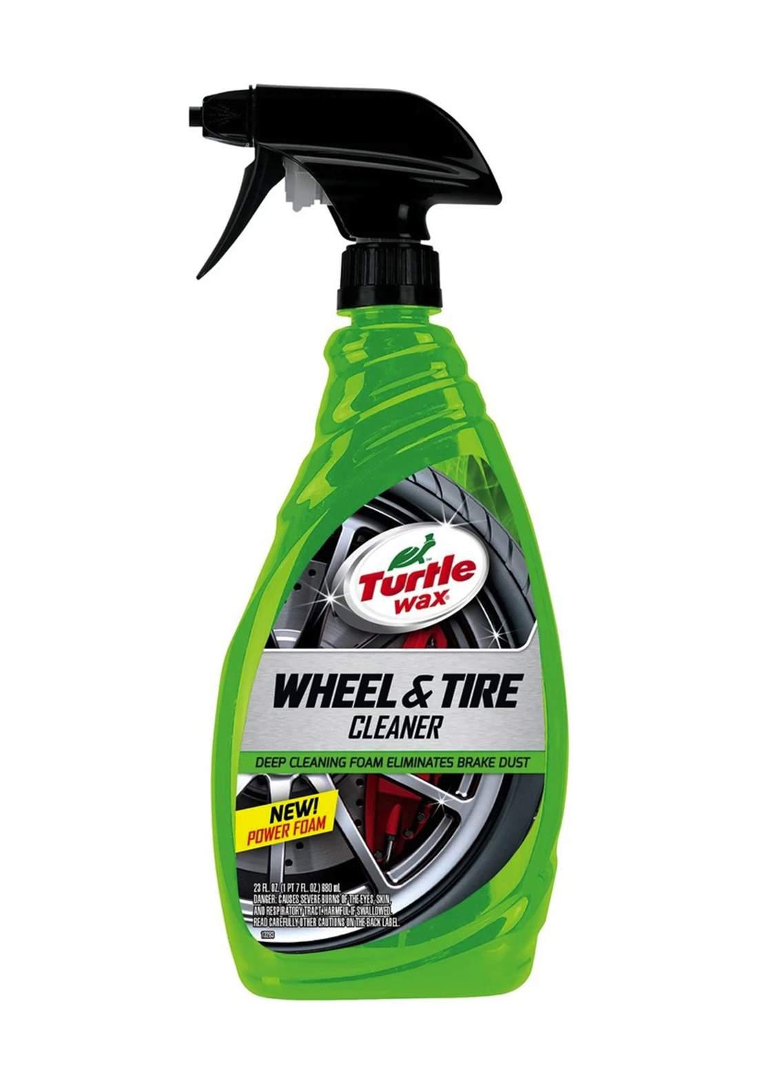 Turtle Wax Wheel And Tire Cleaner 500 g منظف الإطارات والعجلات