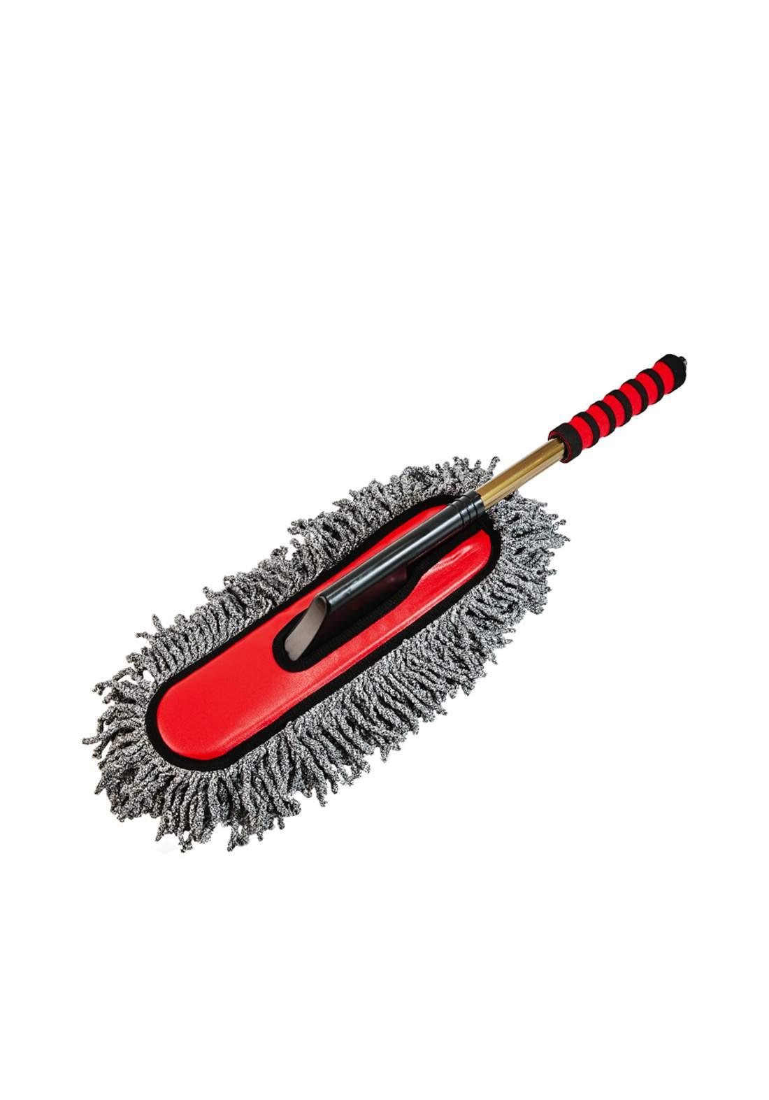 فرشاة تنظيف الغبار والغسيل Bullsone Premium Ultra Microfiber Duster
