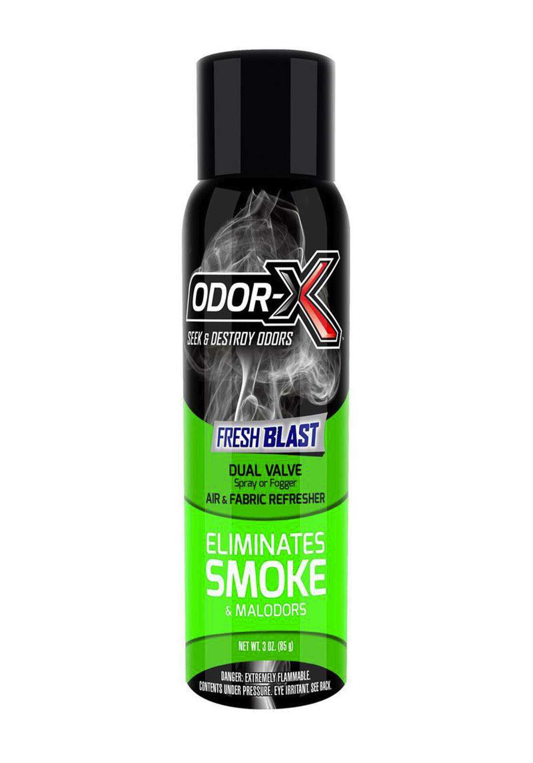 Turtle Wax Smoke Eliminator Spray 85 g بخاخ مزيل رائحة الدخان
