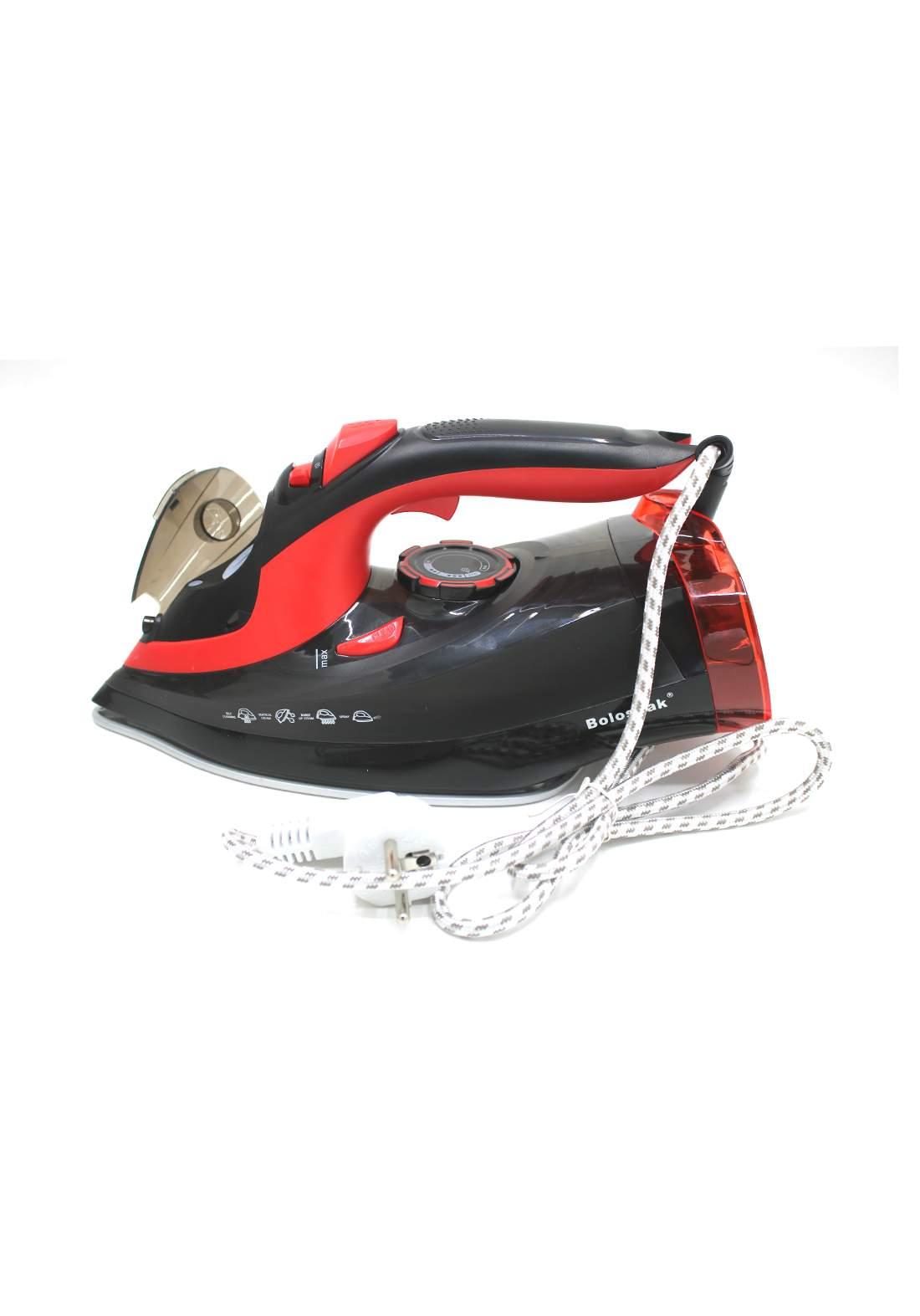 Boloshak 156017 Hand steam iron 2400 W مكواة بخارية يدوية