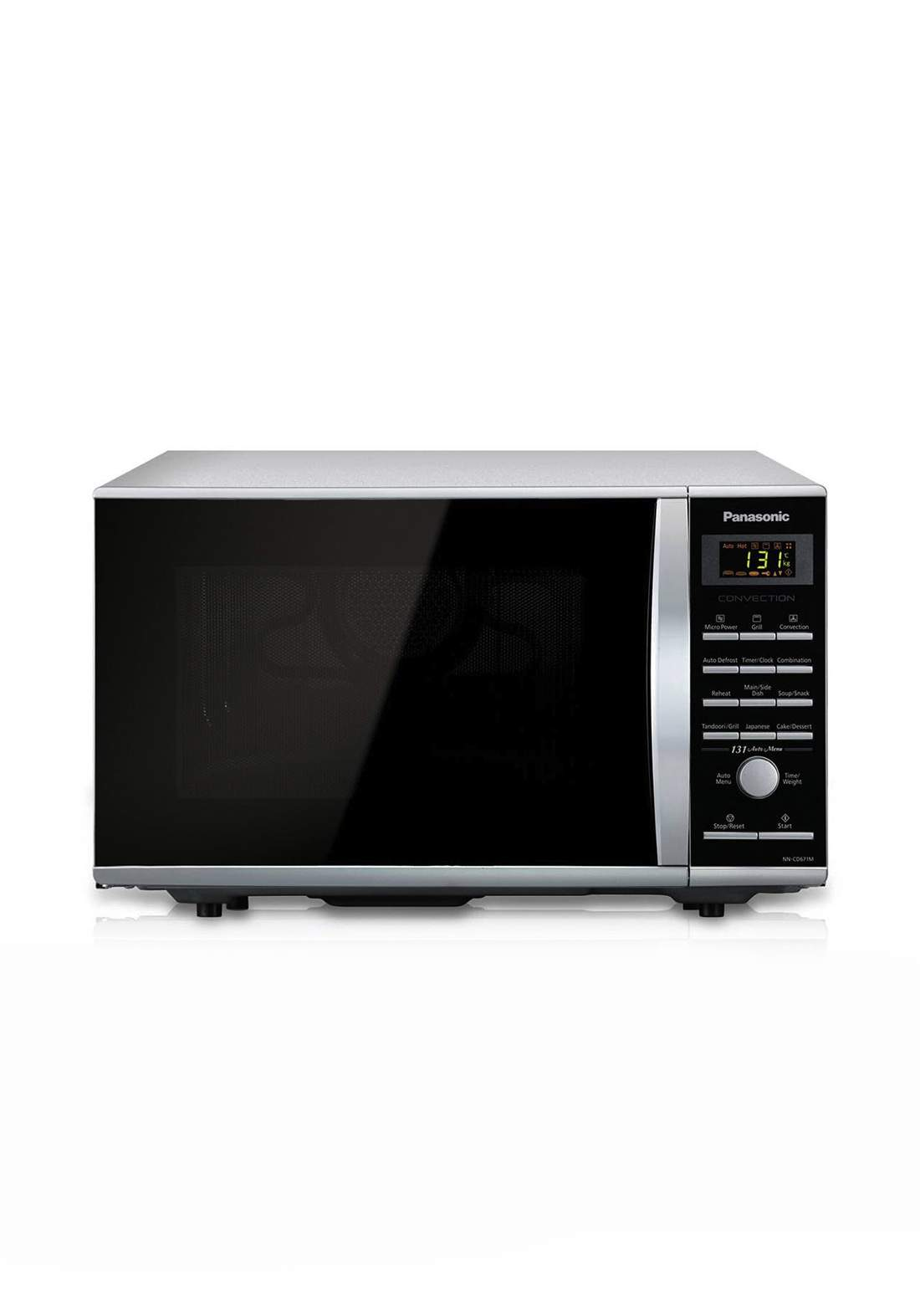Panasonic-NNCD671MKTQ Convection Microwave Oven 27L مايكرويف