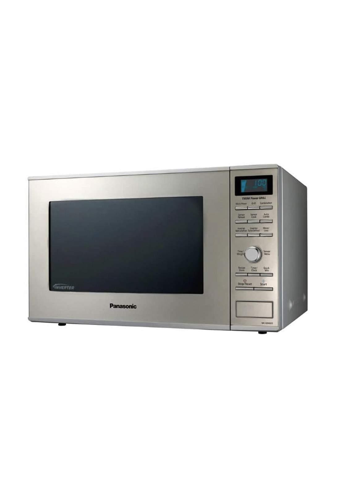 Panasonic-NN-GD692SPTE Grill Microwave Oven, Inverter 31L مايكرويف