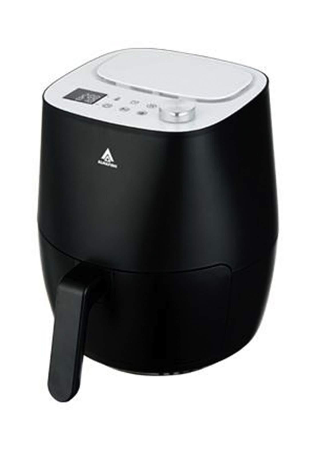 Alhafidh AFT30BW- Air Fryer Manual Control 3.5L قلاية