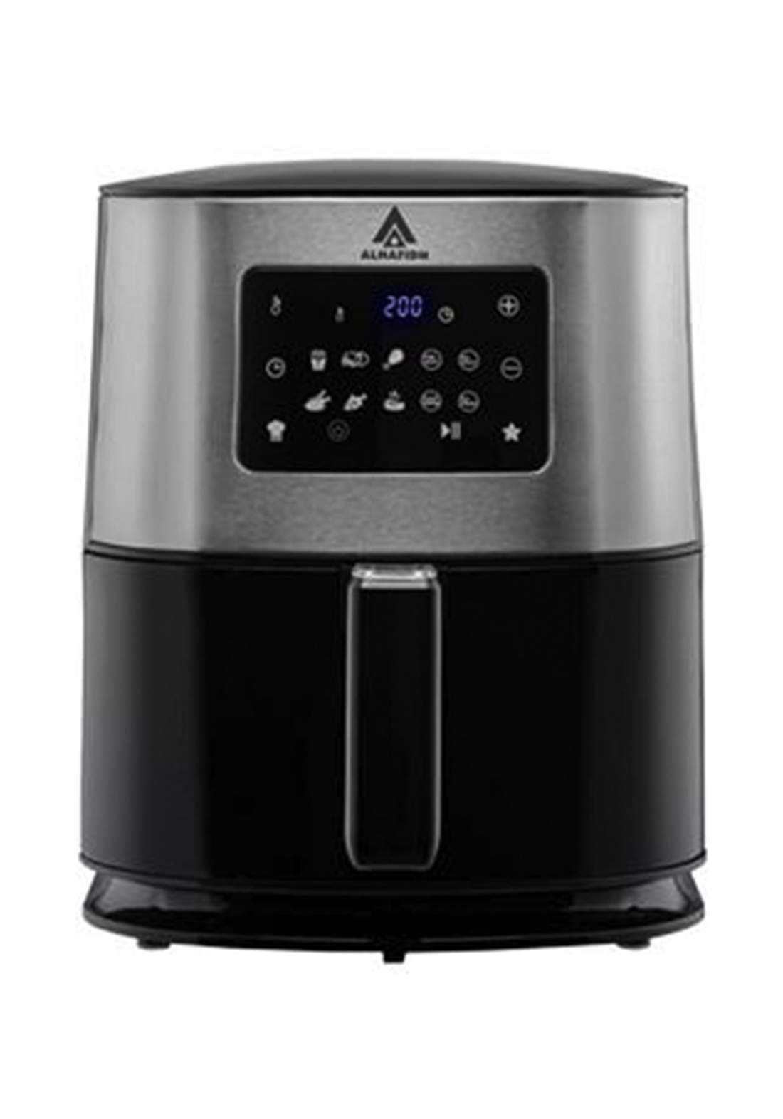 Alhafidh AFT75BS- Air Fryer Digital Control 7.5L  قلاية