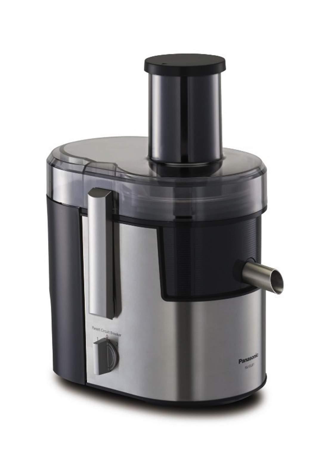 Panasonic-MJ-DJ01STN. Juicer  2L 800W خلاط كهربائي
