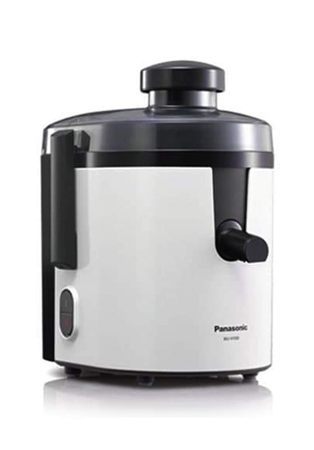 Panasonic-MJ-H100 WTJ Juicer 400W  خلاط الكهربائي