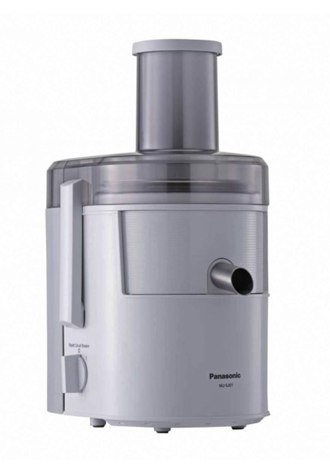 Panasonic- MJ-SJ01WTZ Juicer 800W خلاط كهربائي