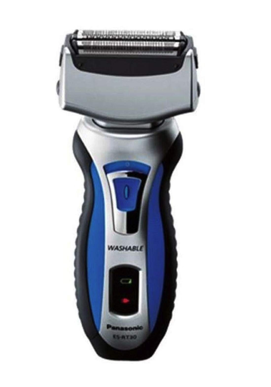 Panasonic ES-RT30-S453 Cord/Cordless Shaver 3 Blade Cutting System ماكينة حلاقة