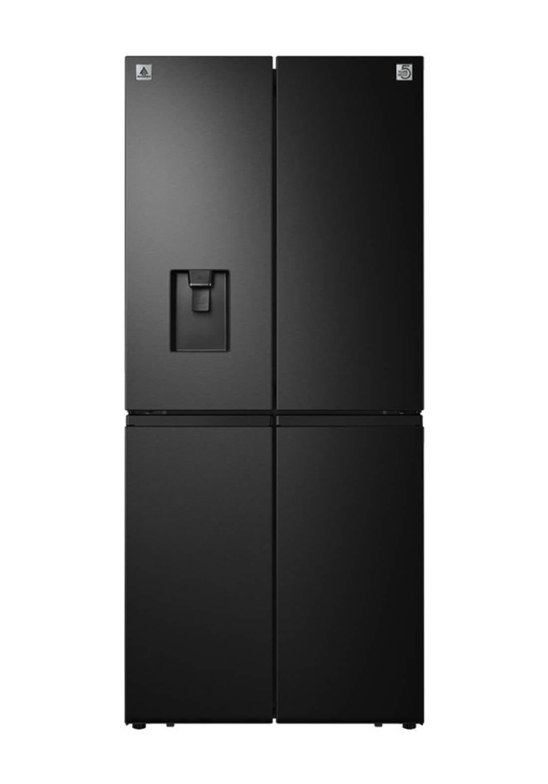 Alhafidh 4D610SB Refrigerator 21 ft ثلاجة