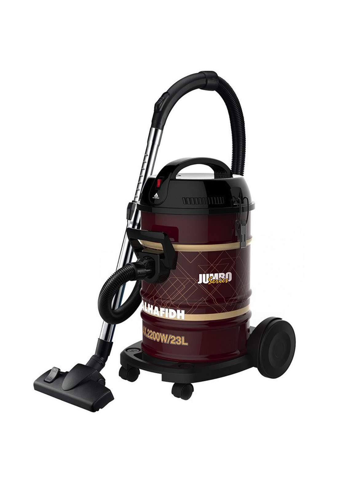 Alhafidh (VCHA-2200D23J3) 23 Liters 2200w Bagged Canister Vacuum Cleaner مكنسة كهربائية