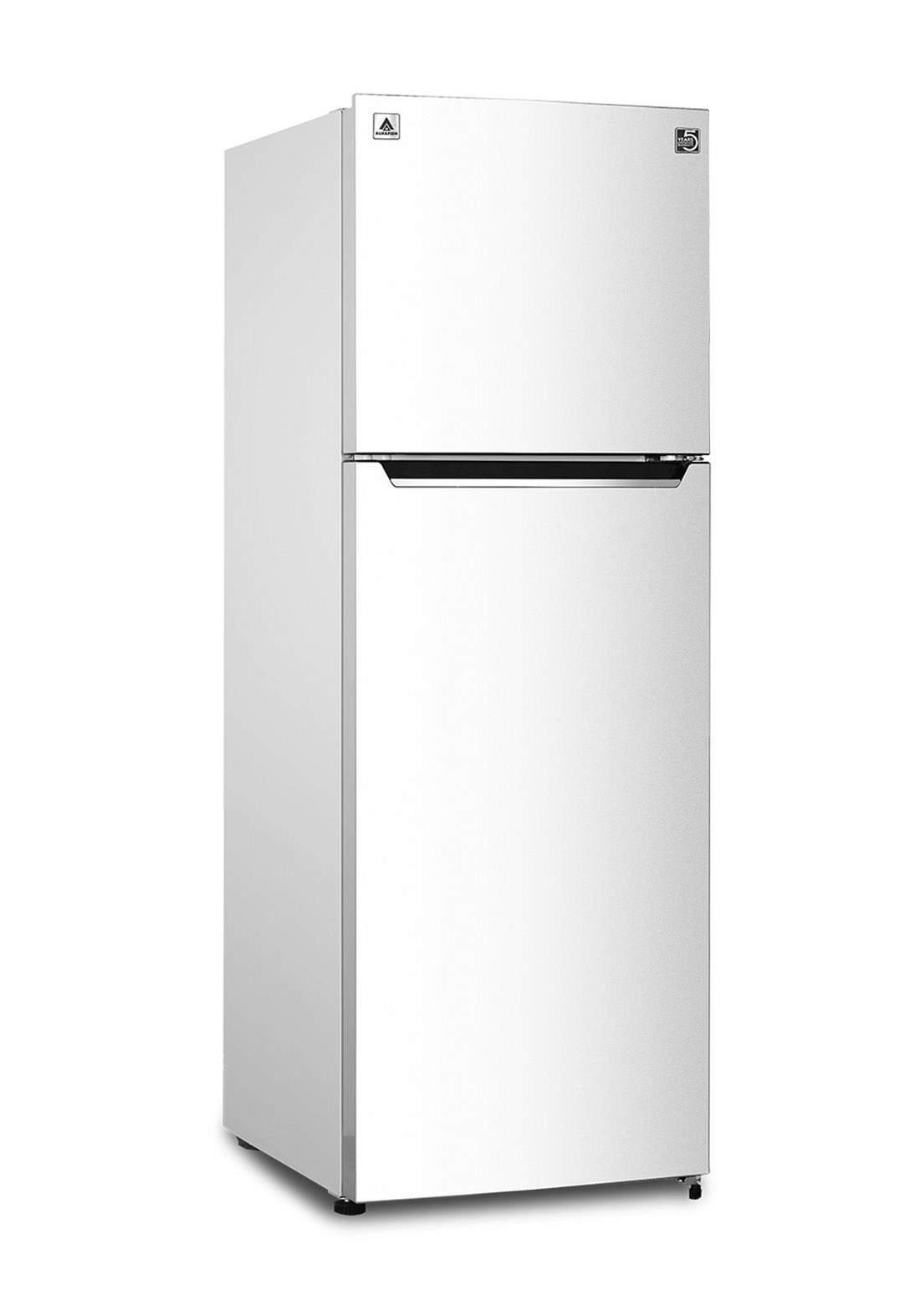 Alhafidh (RFHA-TM435NW1) 15cu.Ft. No Frost Top Mount Refrigerator ثلاجة بابين