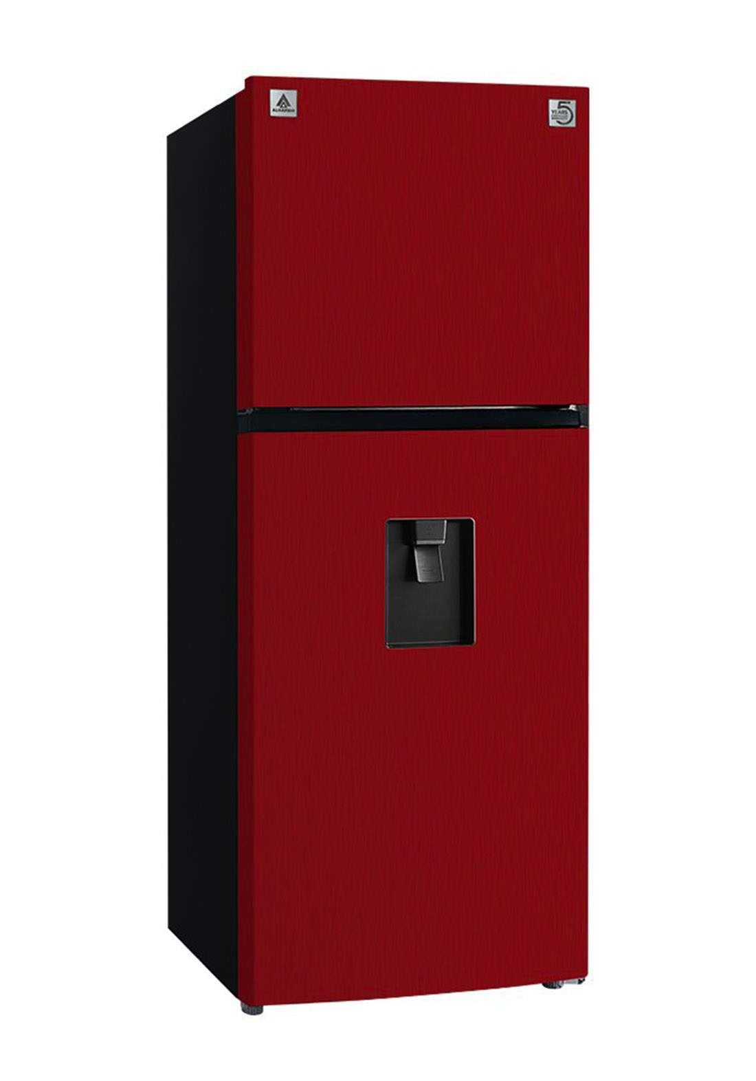 Alhafidh (RFHA-TM585DCR) 20cu.Ft. Direct Cool Top Mount Refrigerator ثلاجة بابين