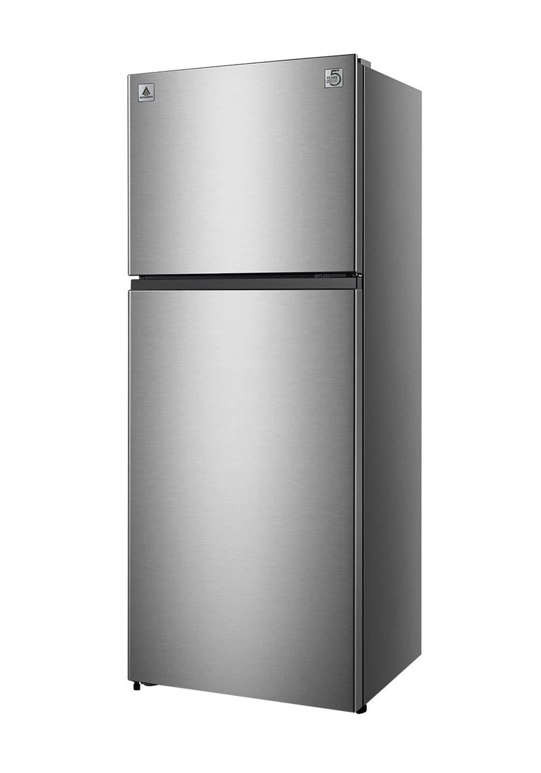 Alhafidh (RFHA-TM600NDS) 21cu.Ft. Top Mount Refrigerator ثلاجة بابين