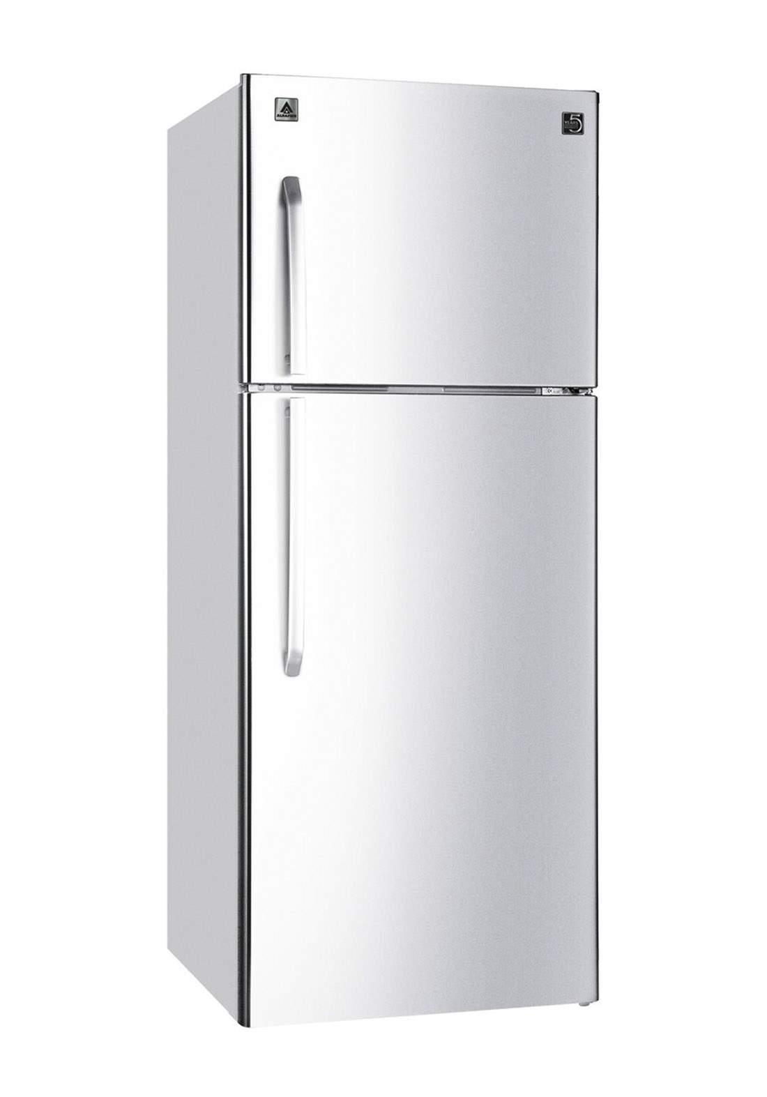 Alhafidh (RFHA-TM600NW1) 21cu.Ft. No Frost  Top Mount Refrigerator ثلاجة بابين