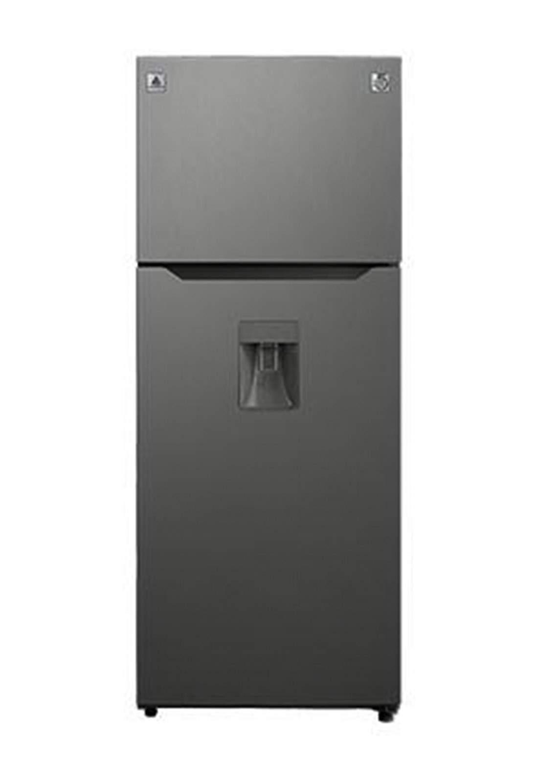 Alhafidh (RFHA-TM650DCS) 22cf Direct Cool Top Mount Refrigerator ثلاجة بابين