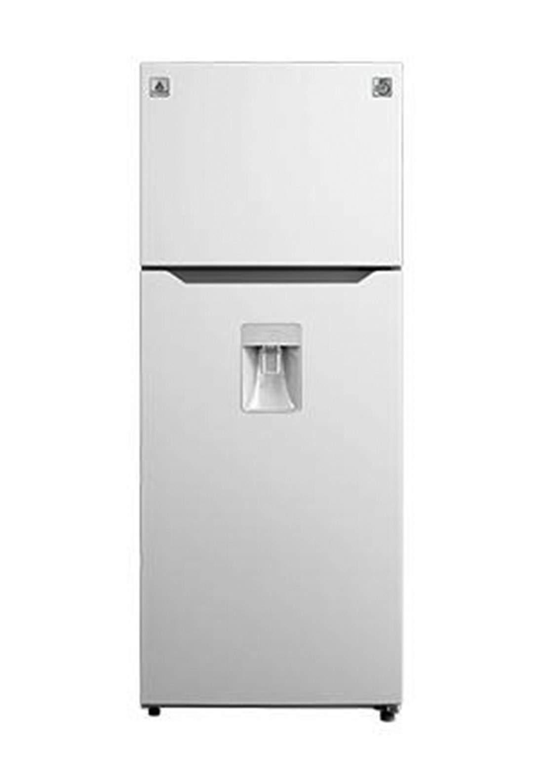 Alhafidh (RFHA-TM650DCW) 22cf Direct Cool Top Mount Refrigerator ثلاجة بابين