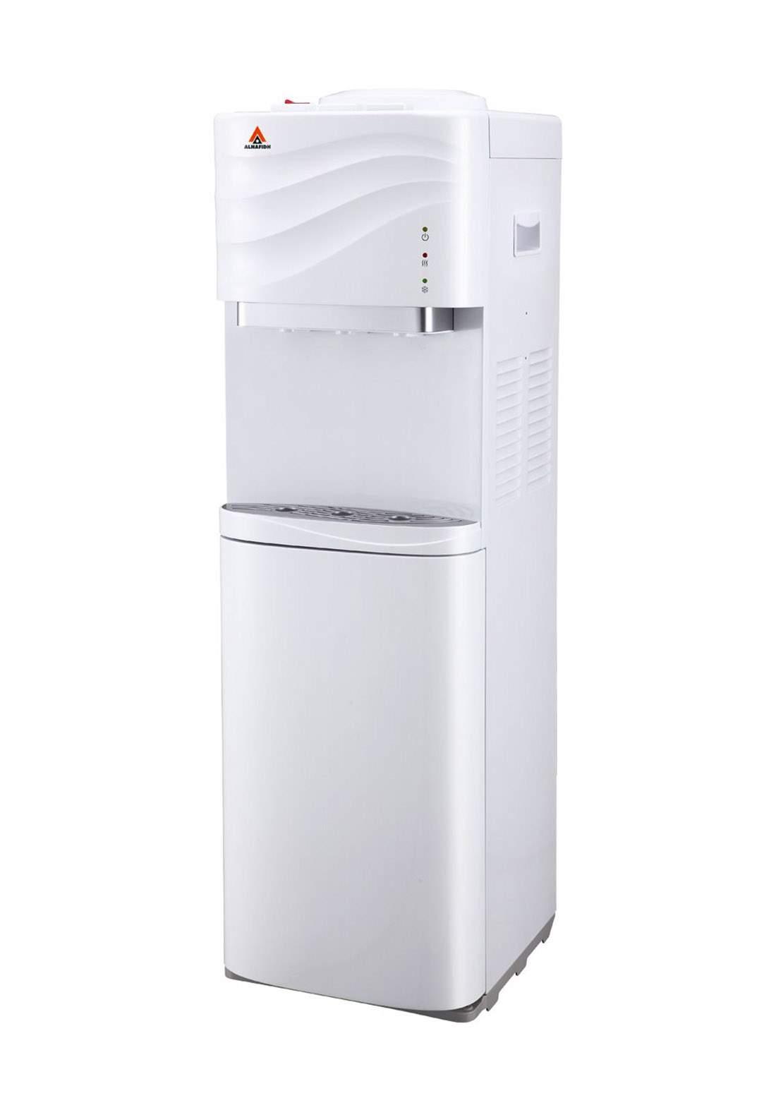 Alhafidh (DHA-49AUW)  3 Tap Free Standing Water Dispenser براد ماء عمودي