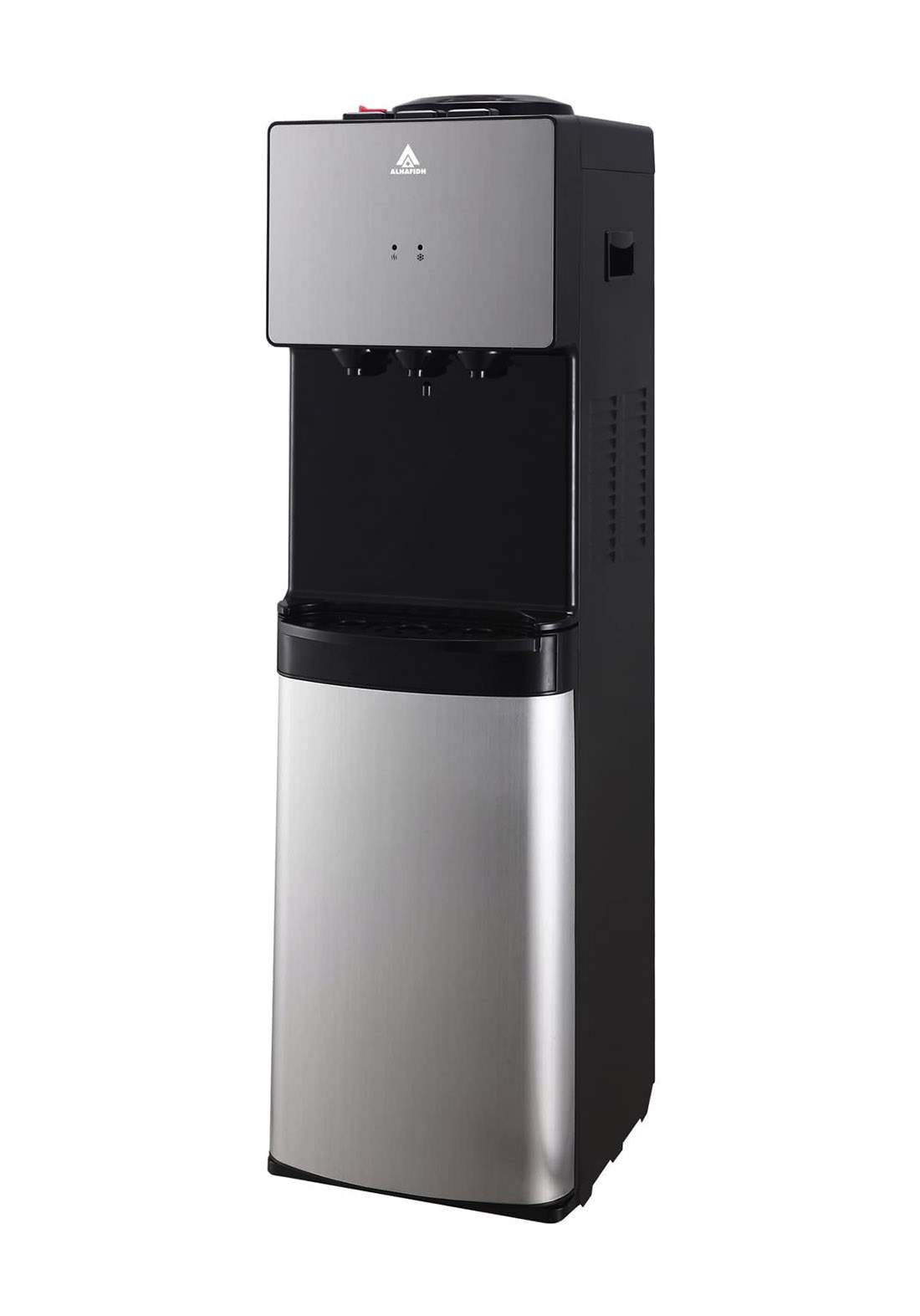 Alhafidh (DHA-58SSB) 3 Tap Free Standing Water Dispenser براد ماء عمودي