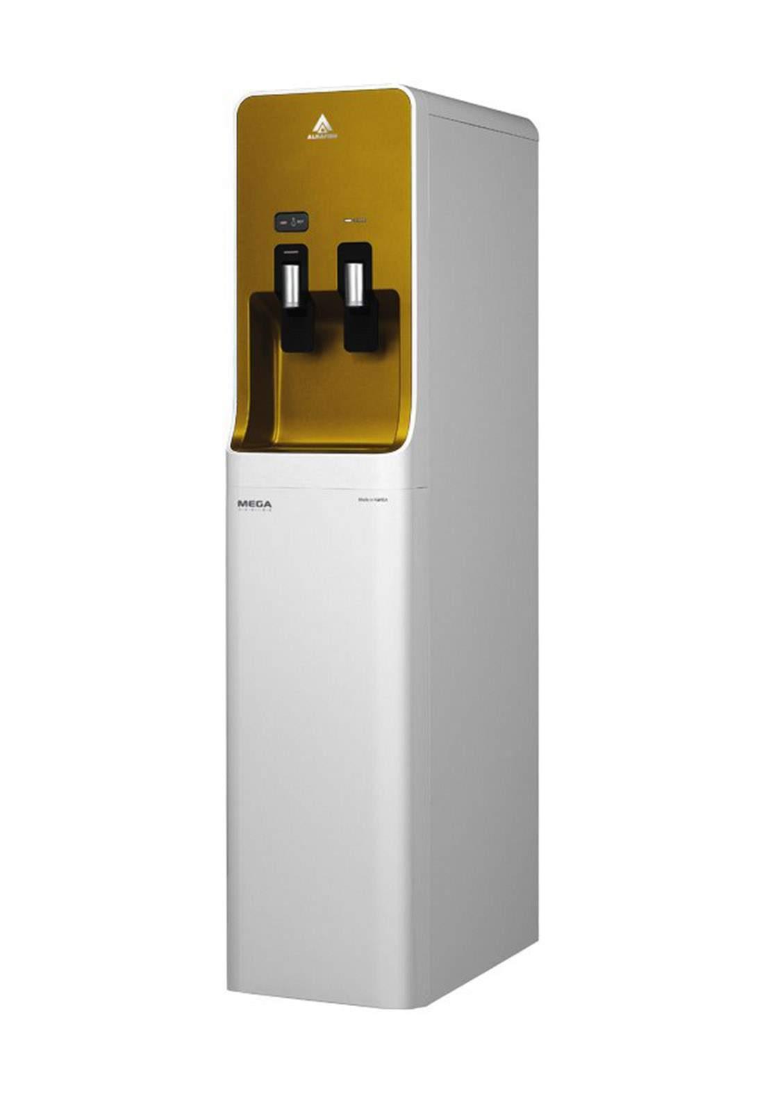 Alhafidh (DHA-880KWG) Free Standing Super Slim Water Dispenser براد ماء عمودي