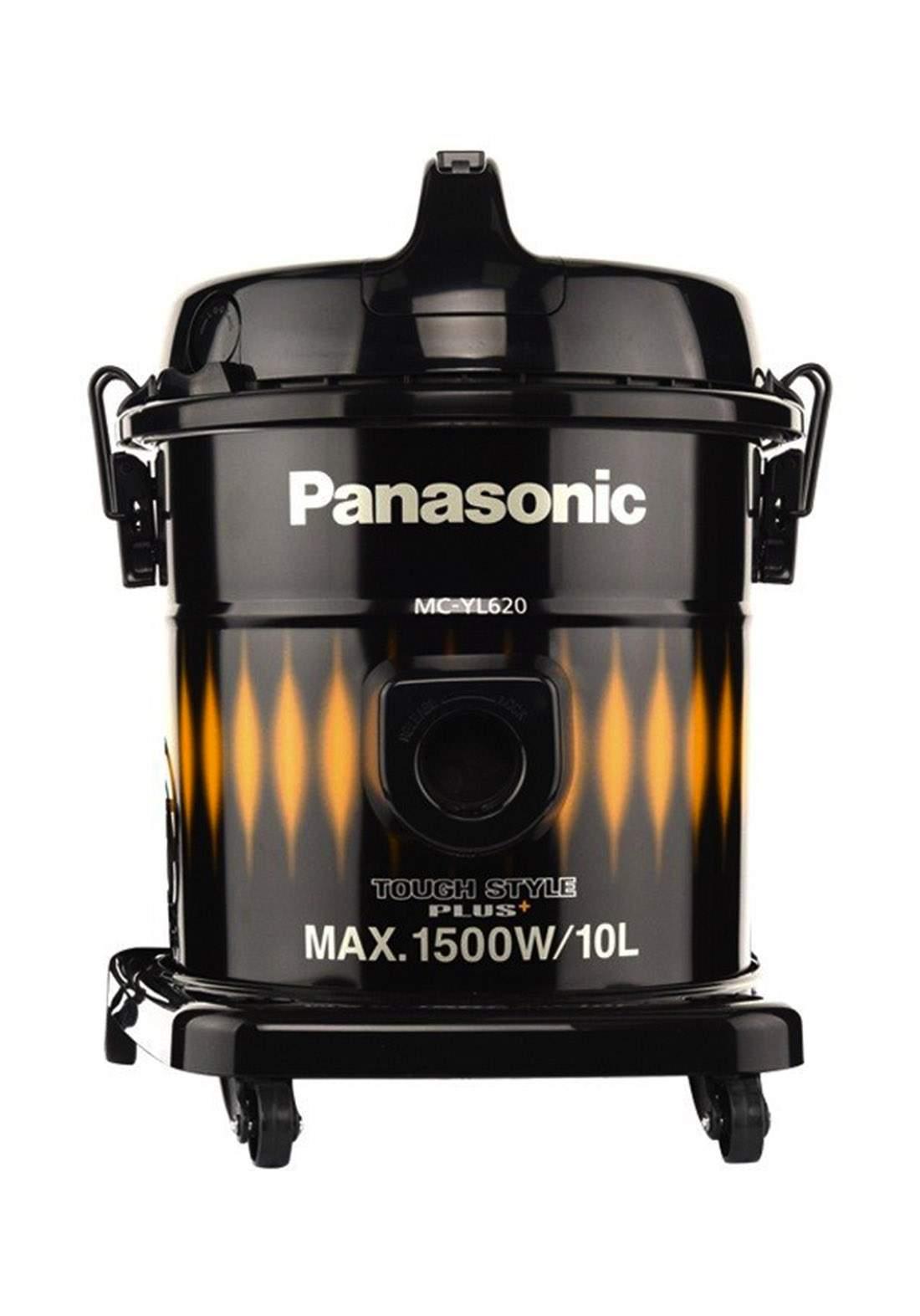 Panasonic (MC-YL620YH49) 10 Liters 1500w Vacum Cleaner مكنسة كهربائية
