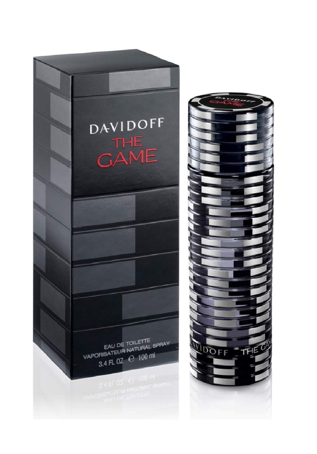 عطر رجالي Davidoff The Game edt 100 ml